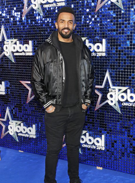 Craig David The Global Awards 2018