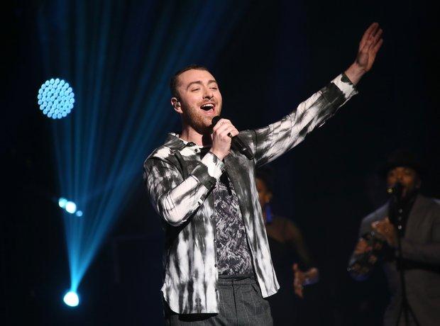 Sam Smith Global Awards 2018 performance