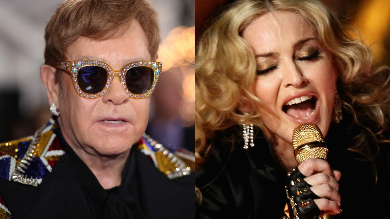 Elton John / Madonna
