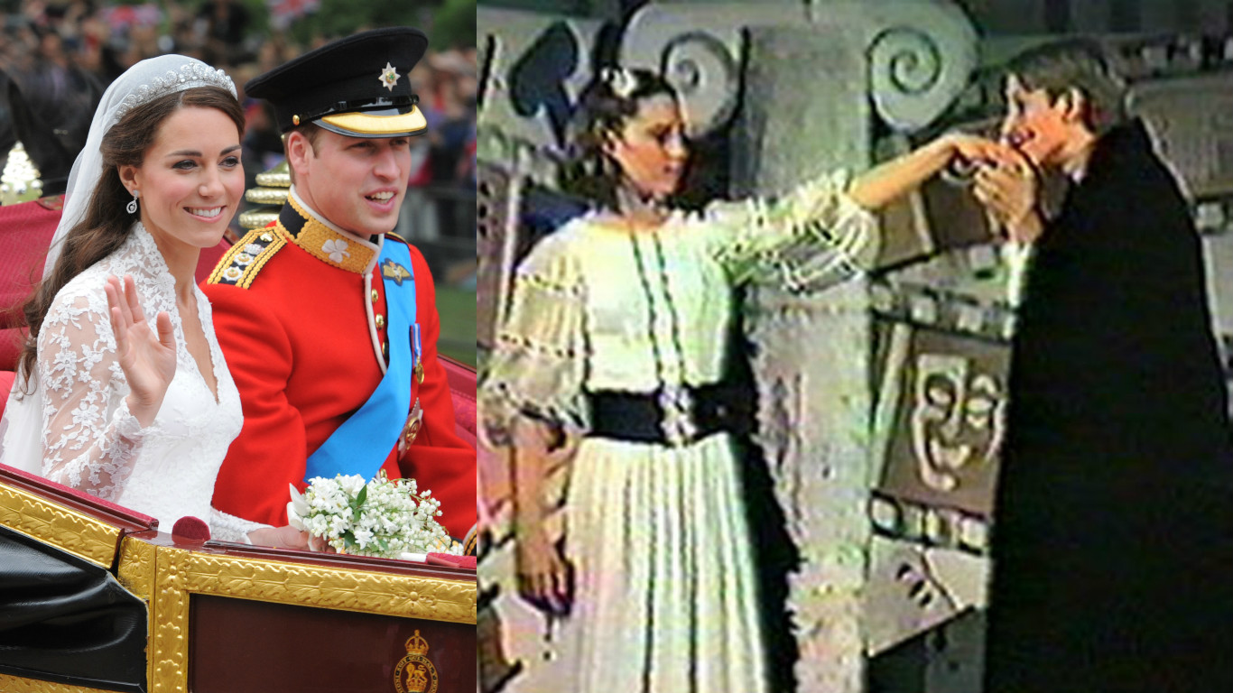 Kate Middleton school play predicts future
