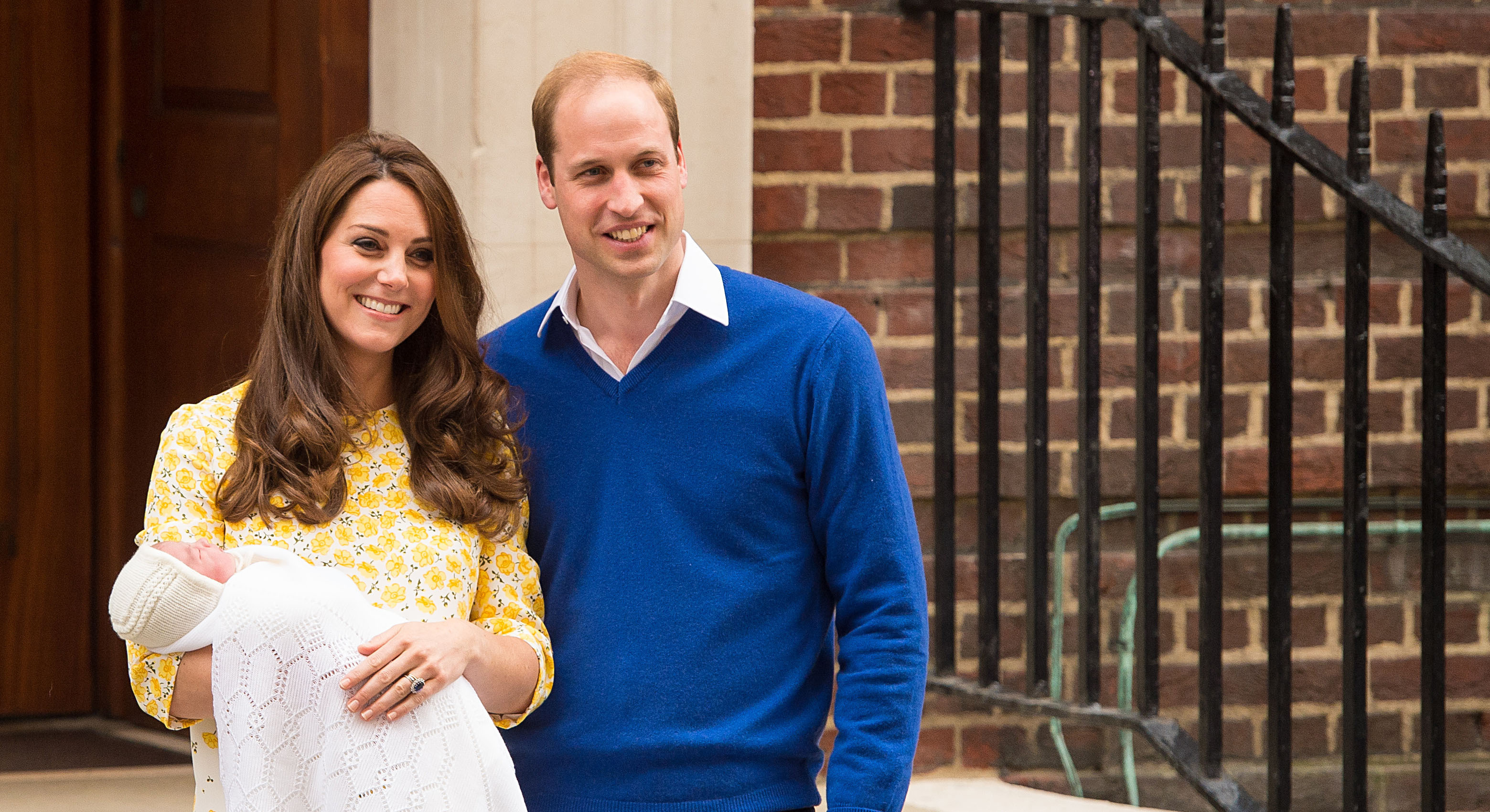 Kate Prince William Charlotte