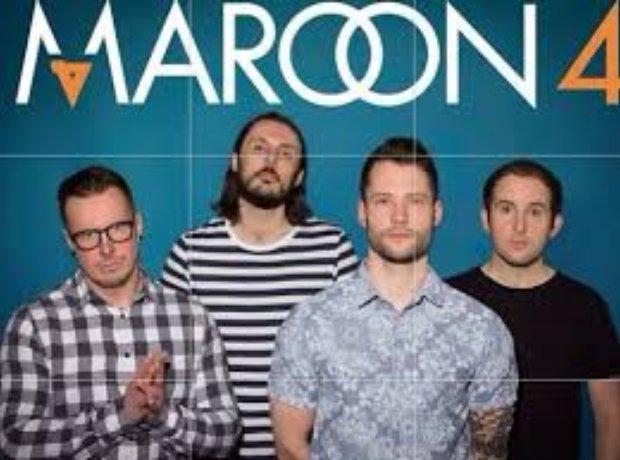 Calum Scott in Maroon 4