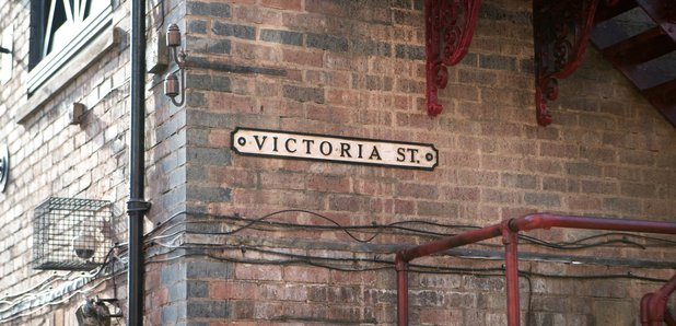 See The First Photos Of The New Coronation Street Set