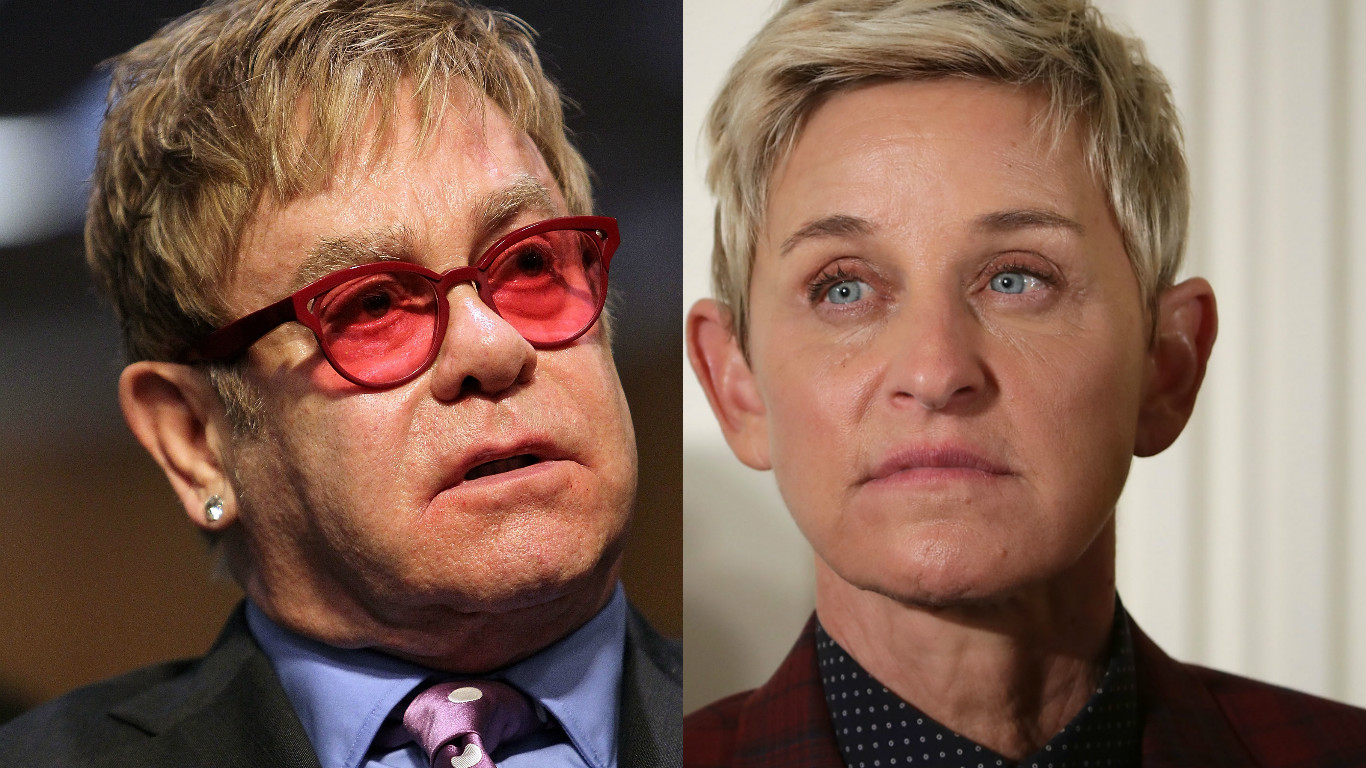 Elton John / Ellen
