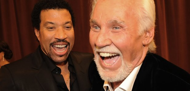 Lionel richie remembers disaster kenny rogers holiday out of his lionel richie and kenny rogers m4hsunfo