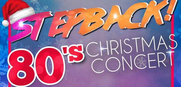Win Your Way To Step Back - The 80s Concert! - Smooth West