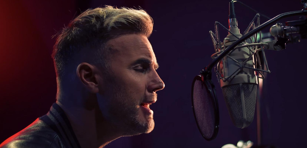 Watch Gary Barlow's new version of 'Forever Love' for Open