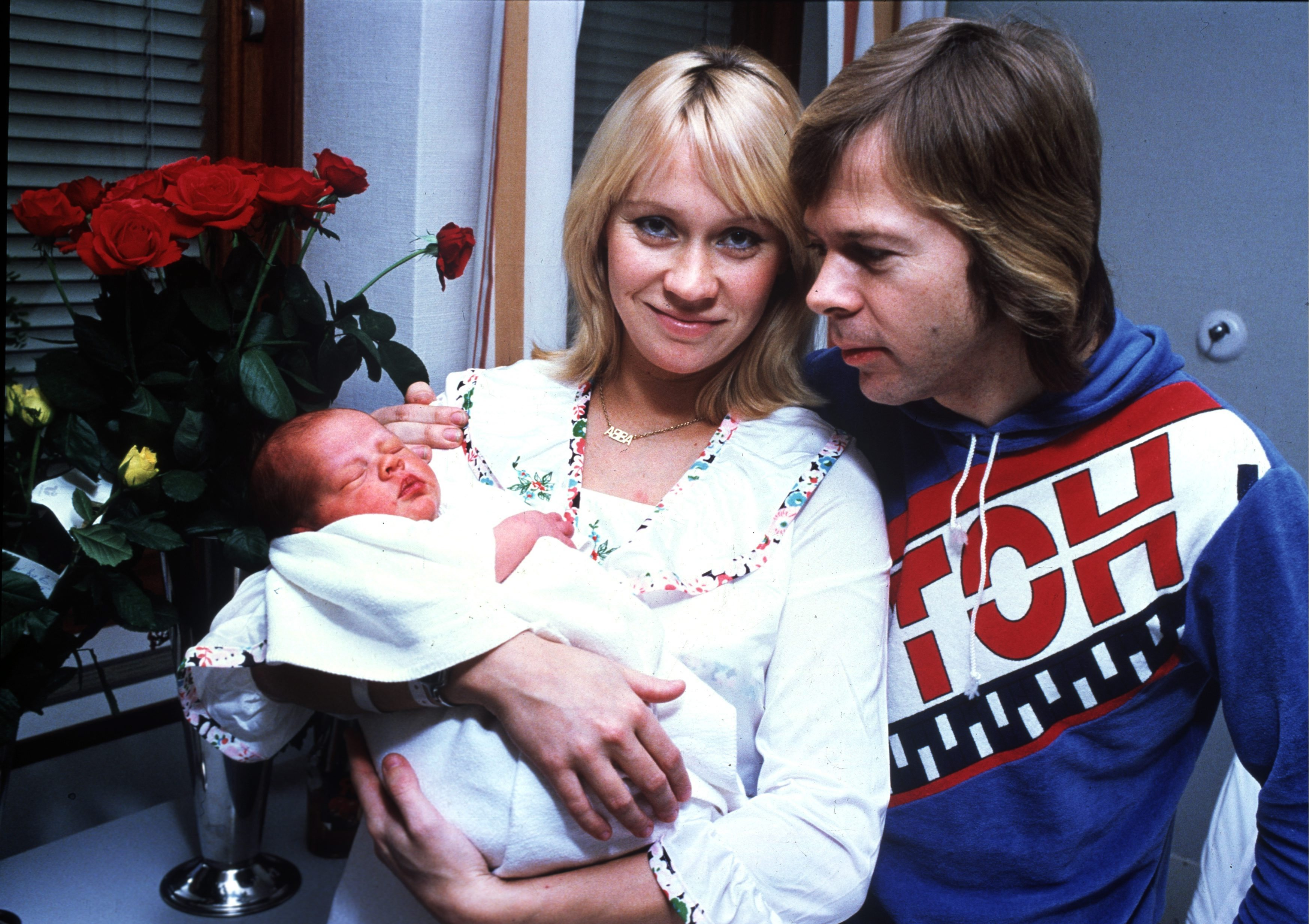 Agnetha and Bjorn