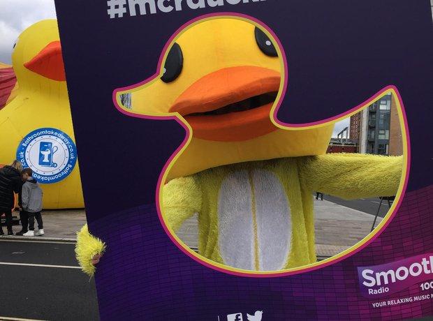 Manchester Duck Race