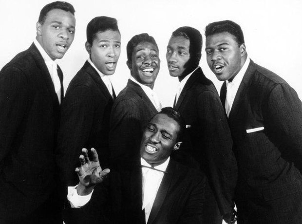 Marvin Gaye and the Moonglows