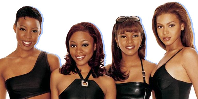 Destiny's Child first album