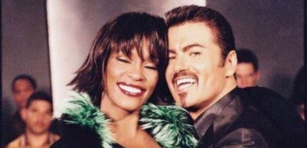 Whitney Houston et George Michael