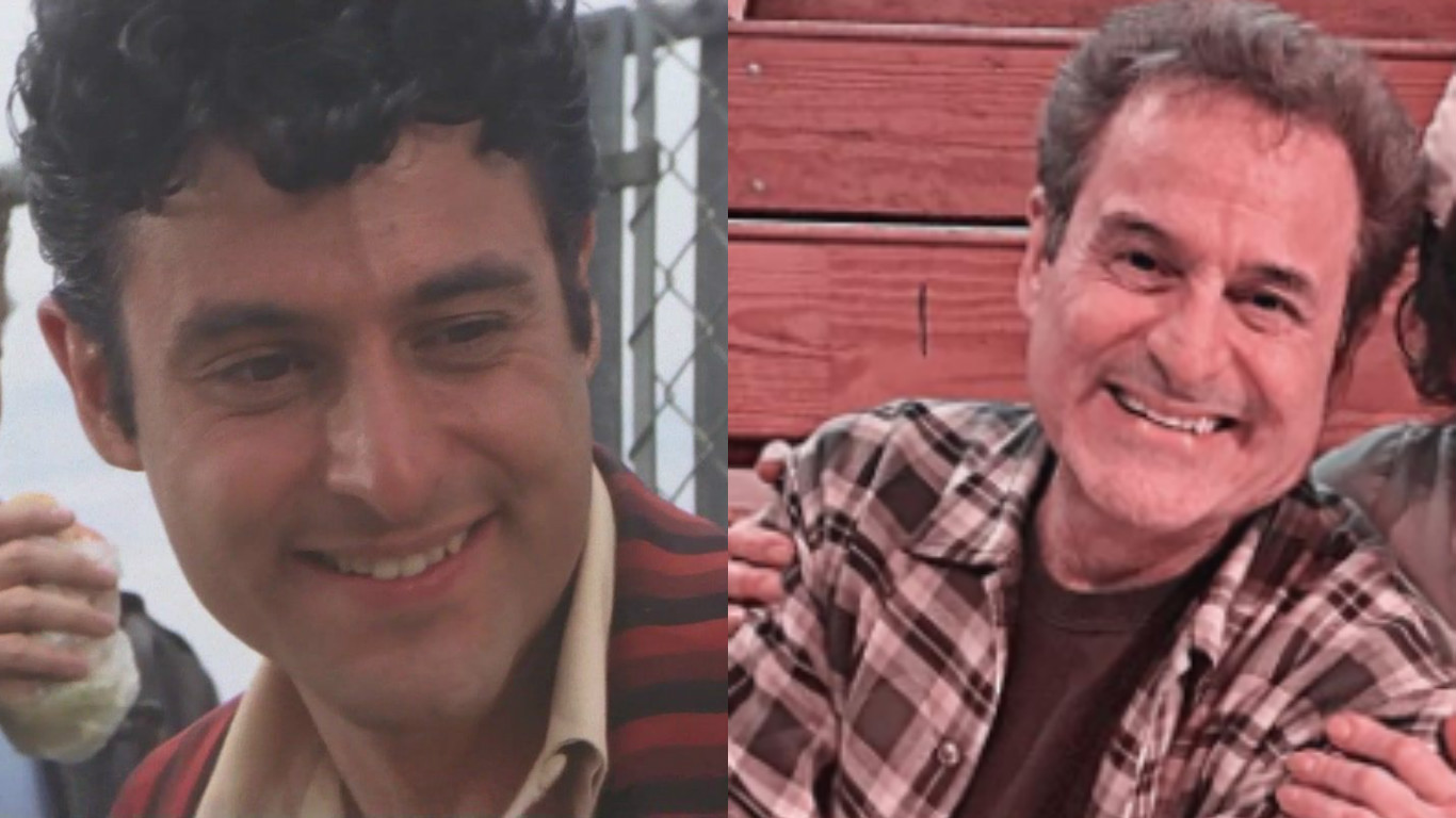 Barry Pearl / Grease
