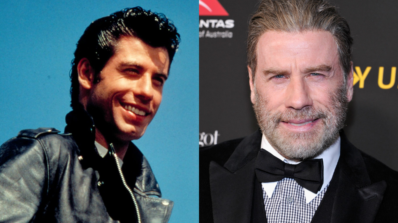John Travolta / Grease