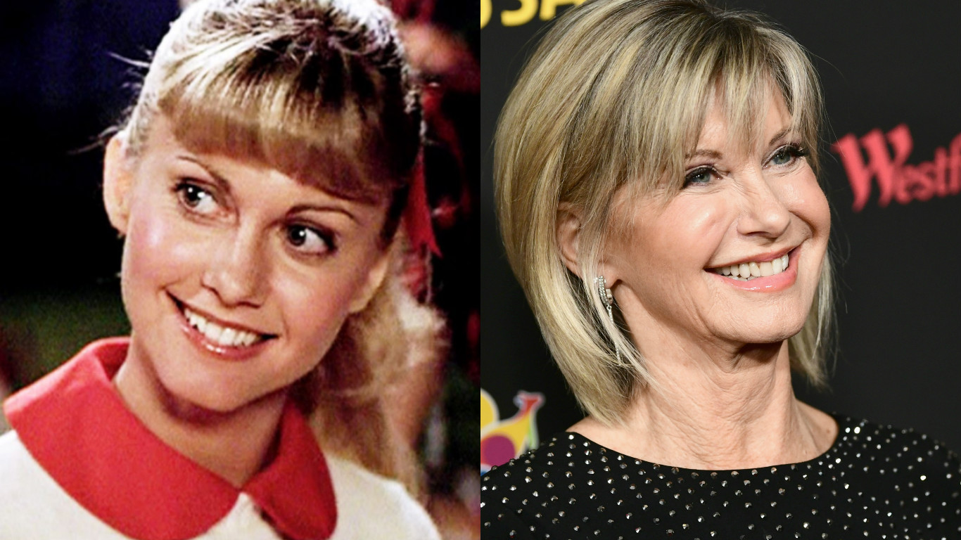 Olivia Newton John / Grease