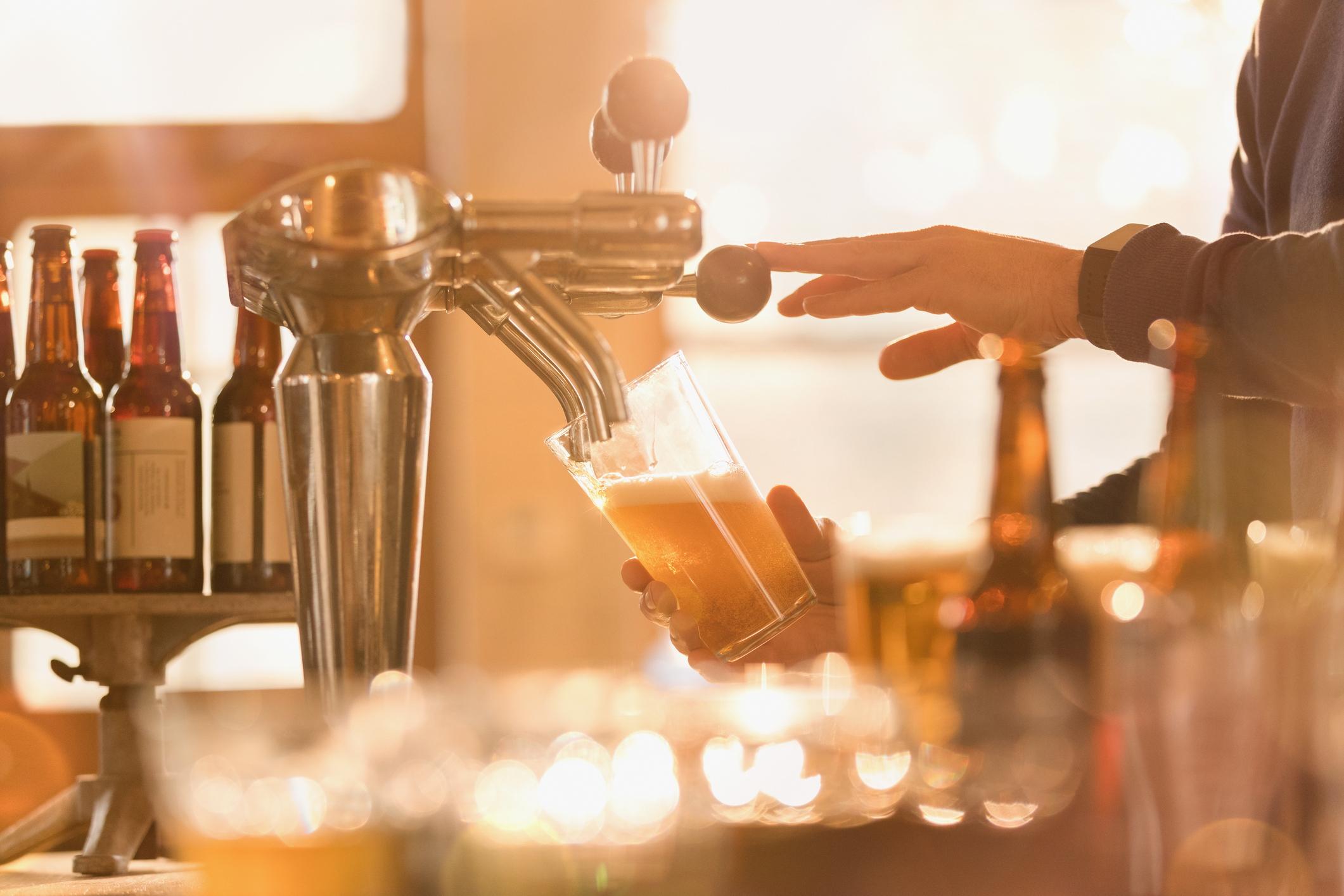 Pub beer generic