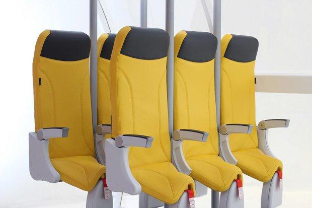 Skyrider 2.0 seats