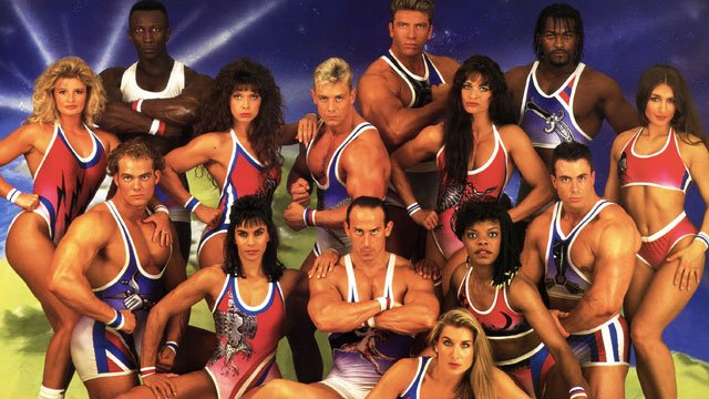 The stars of Gladiators: Where are they now? - Smooth