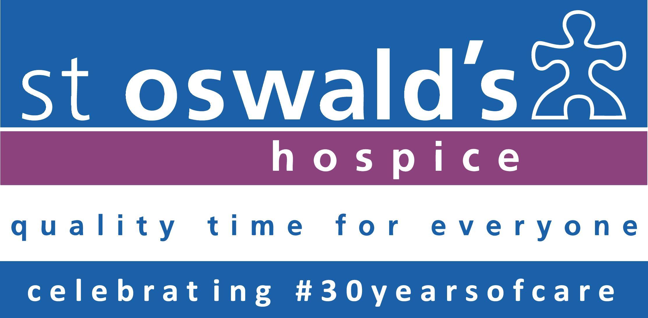St Oswald's New Logo
