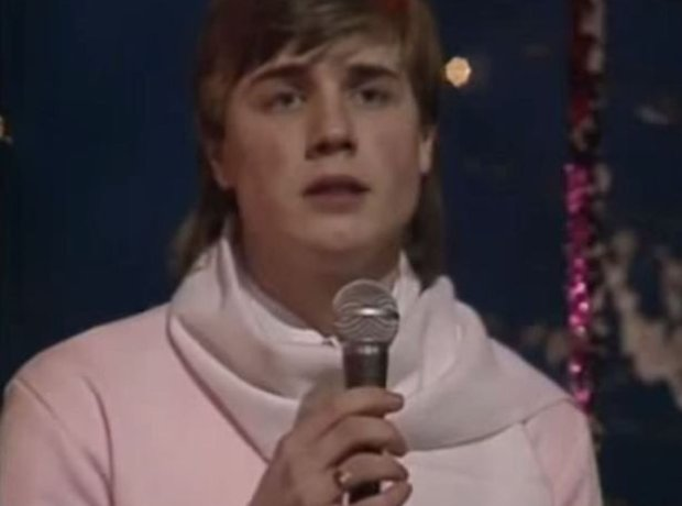 Gary Barlow on Pebble Mill