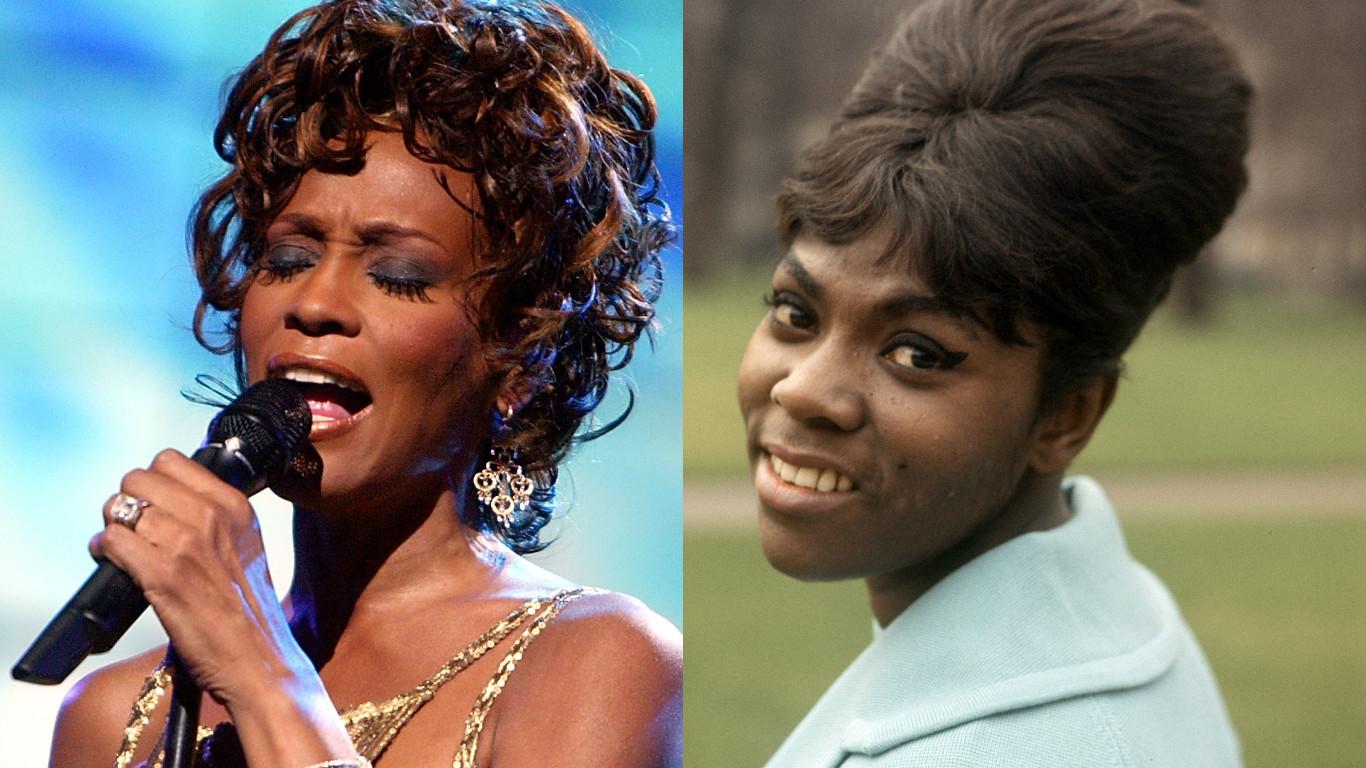 Whitney / Dee Dee Warwick