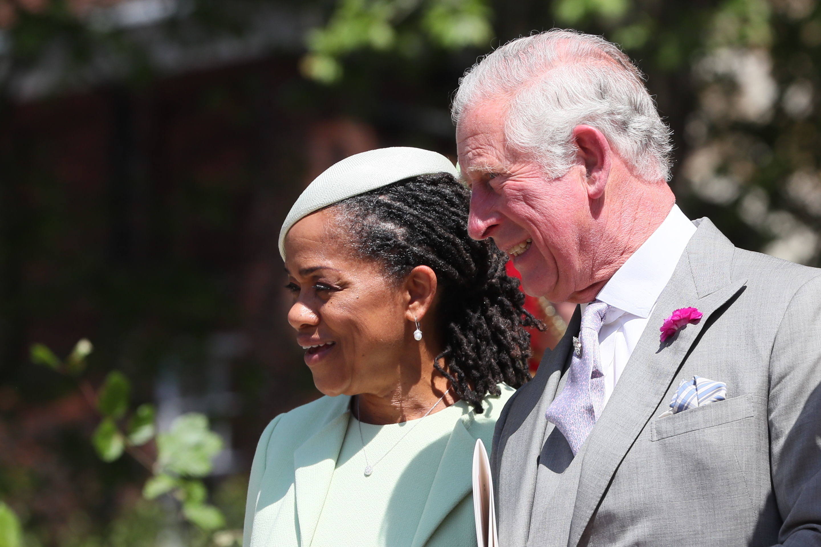 Charles and Doria Ragland