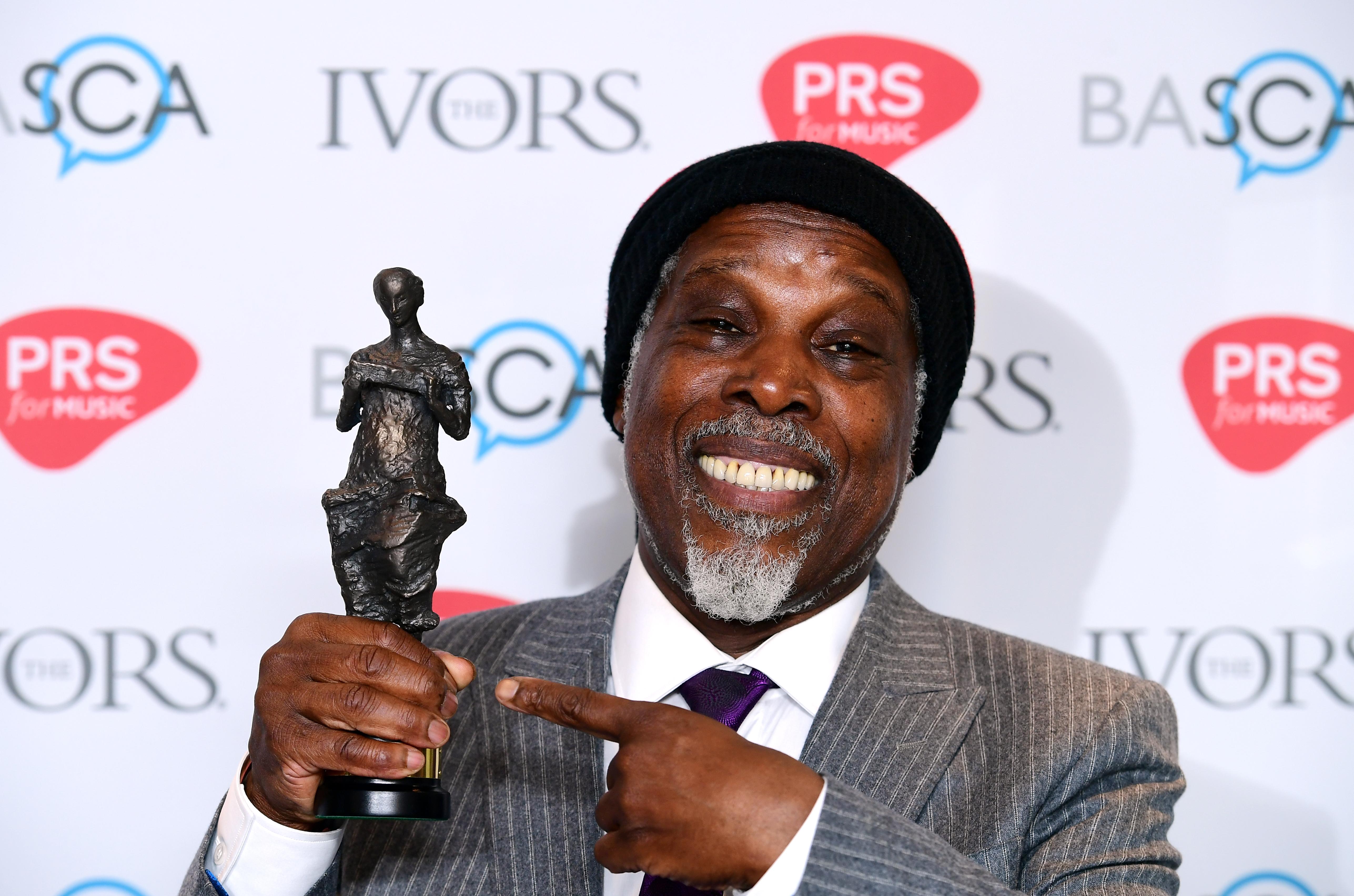 Billy Ocean Ivor Novello Award
