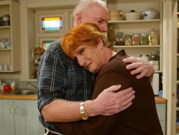 Home and Away Morag and Alf