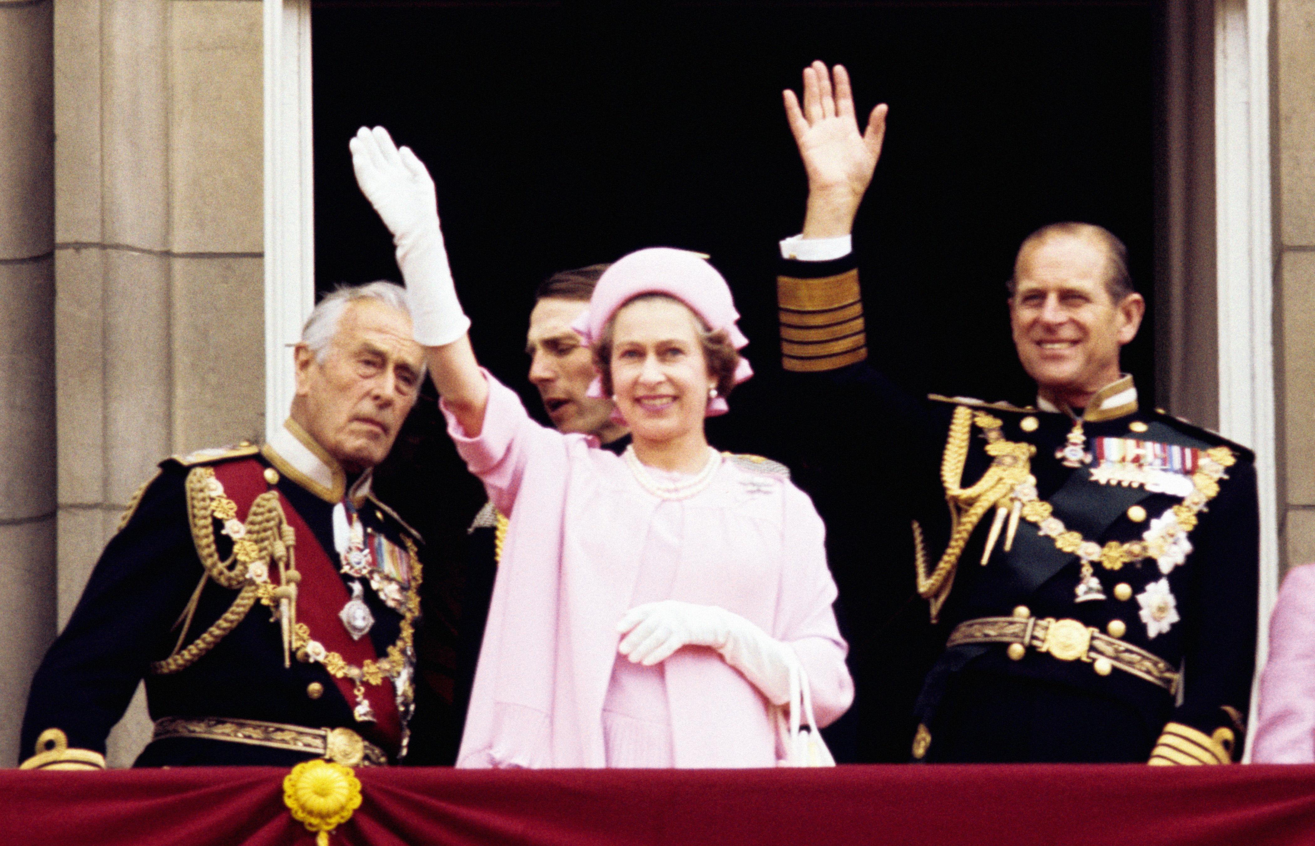 Queen Silver Jubilee