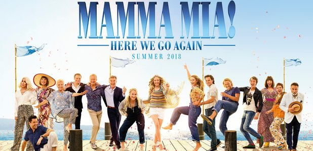 Mamma mia stars dating stars