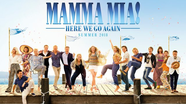 Mamma Mia 2 Songs