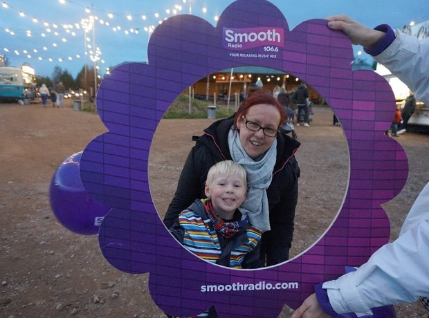 Smooth Radio at Twinlakes Fireworks