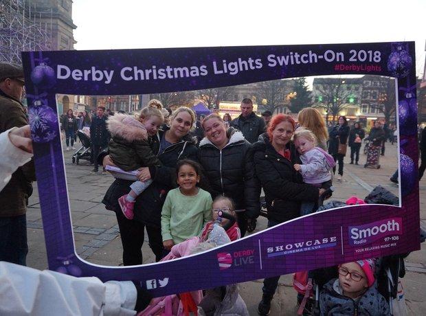 Derby Xmas Lights