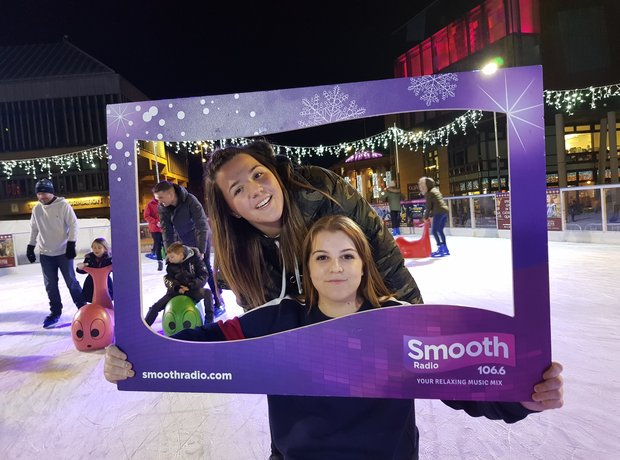 Derby Christmas Ice Rink