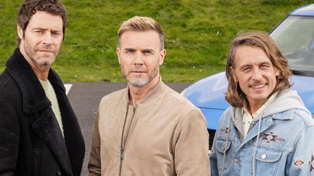 cd269dc9160 Win Take That meet-and-greet tickets at London s O2
