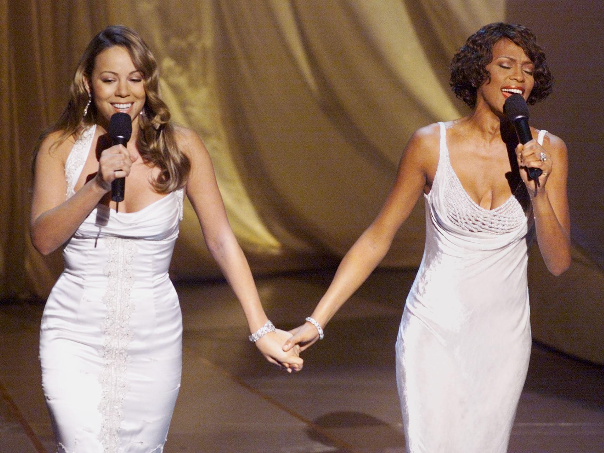 Mariah and Whitney